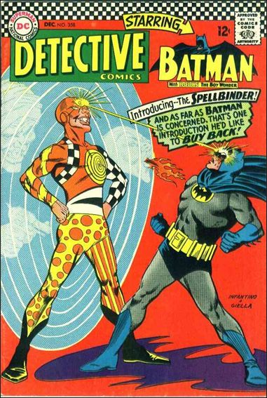 Detective Comics (1937) 358-A by DC