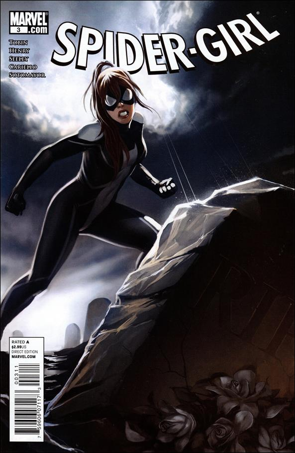 Spider-Girl (2011) 3-A by Marvel