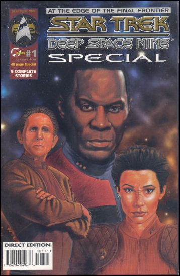 Star Trek: Deep Space Nine: Special 1-A by Malibu