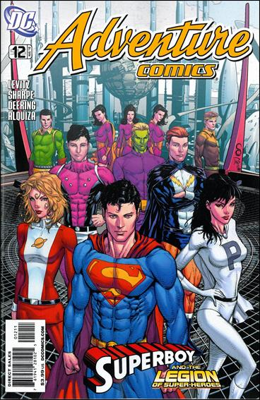 Adventure Comics (2009) 12-A by DC