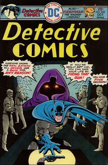Detective Comics (1937) 452-A by DC