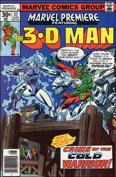 Marvel Premiere 37-A by Marvel