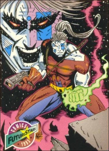 Comics FutureStars (Base Set) 74-A by Majestic Entertainment