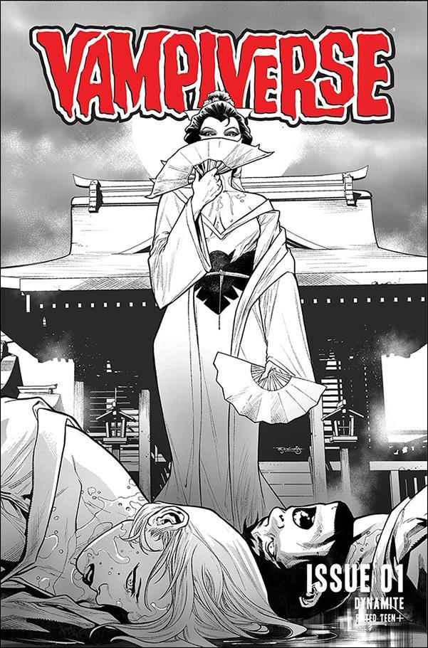 Vampiverse 1-J by Dynamite Entertainment