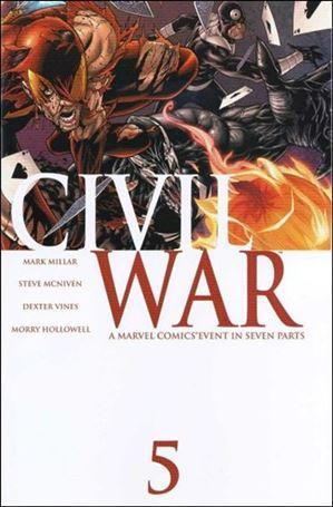Civil War (2006) 5-A