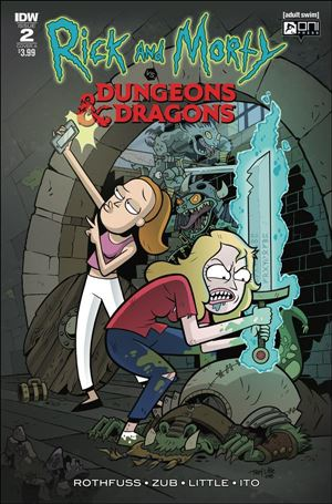 Rick and Morty vs Dungeons & Dragons 2-A