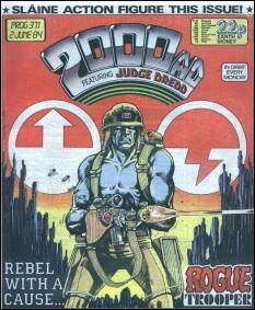 2000 A.D. (UK) 371-A by Rebellion