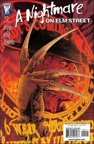 Nightmare on Elm Street 2-A by WildStorm