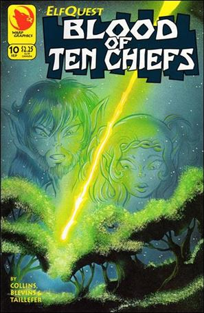 Elfquest: Blood of Ten Chiefs 10-A