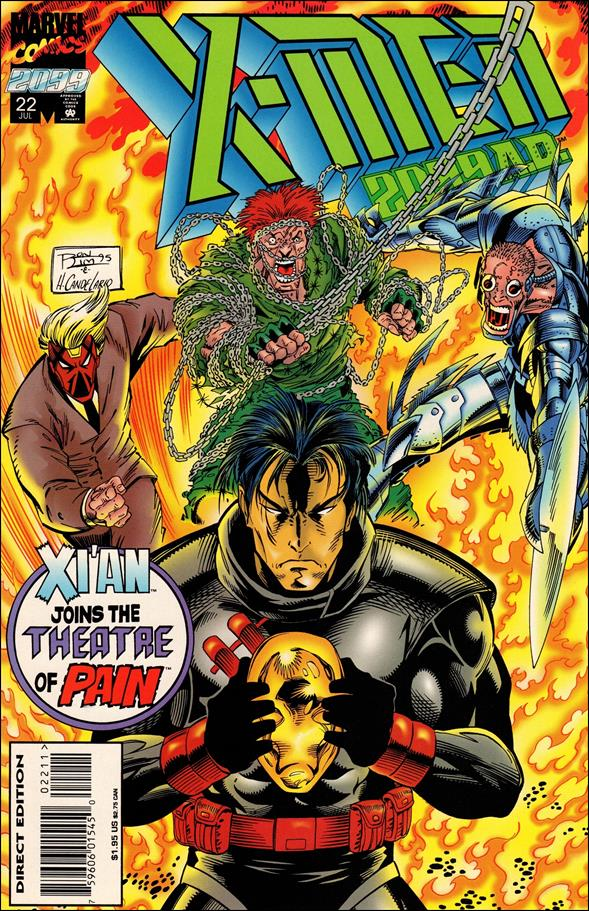 X-Men 2099 22-A by Marvel