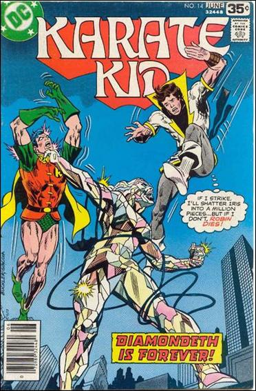Karate Kid 14-A by DC