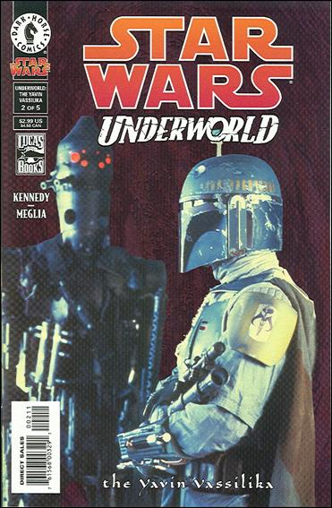 Star Wars: Underworld - The Yavin Vassilika 2-B by Dark Horse
