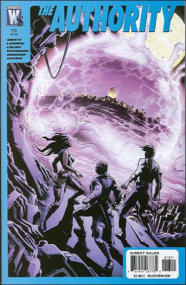 Authority (2008) 13-A by WildStorm