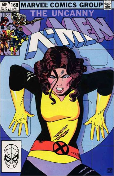 Uncanny X-Men (1981) 168-A by Marvel