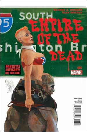 George Romero's Empire of the Dead: Act One 4-A