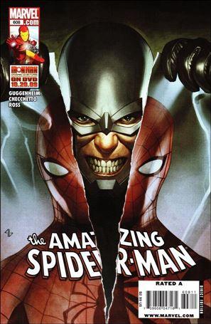 Amazing Spider-Man (1963) 608-A