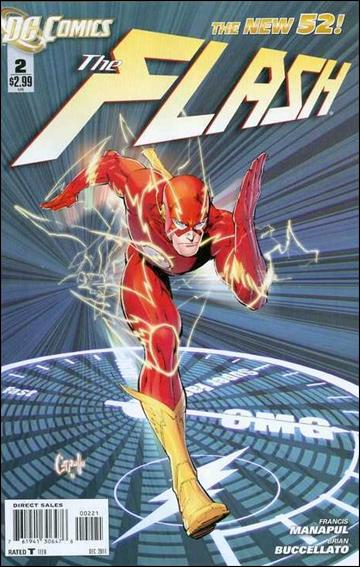 Flash (2011) 2-B by DC