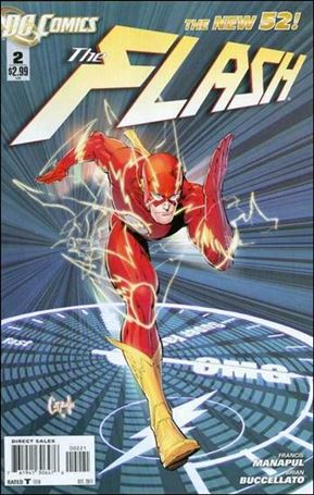 Flash (2011) 2-B
