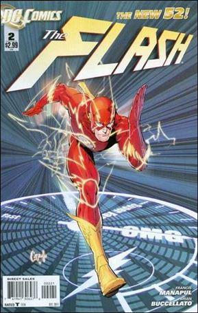 Flash (2011) 2-B