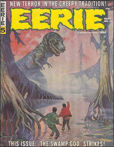 Eerie 5-A by Warren
