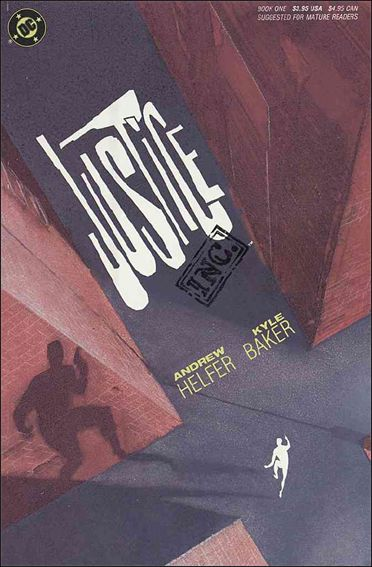 Justice, Inc. (1989) 1-A by DC