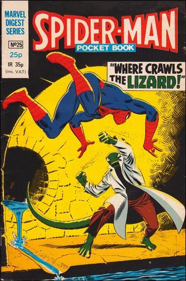 Spider-Man Pocket Book (UK) 25-A by Marvel UK