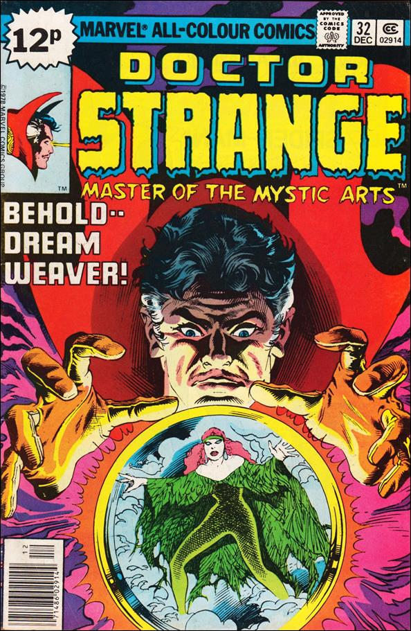 Doctor Strange (1974) 32-B by Marvel