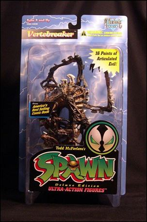 Spawn (Series  3) Vertibreaker (Bronze Edition)