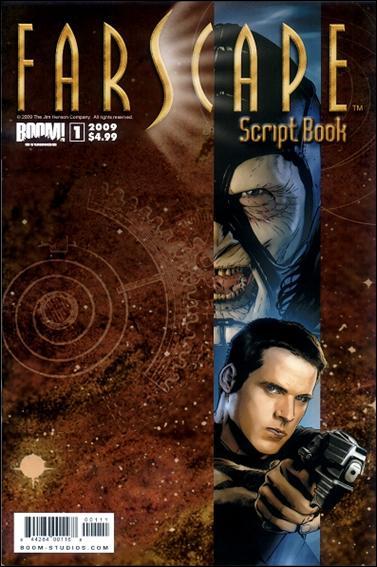 Farscape: Script Book 1-A by Boom! Studios
