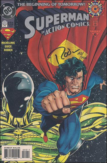 Action Comics (1938) 0-B by DC