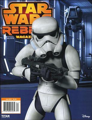 Star Wars Rebels Magazine 5-B