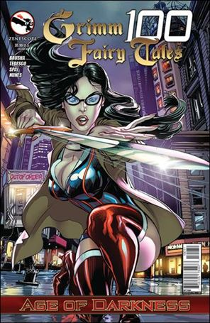 Grimm Fairy Tales 100-A