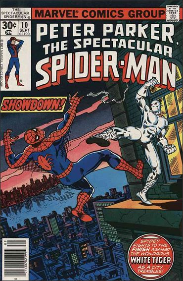 Spectacular Spider-Man (1976) 10-A by Marvel