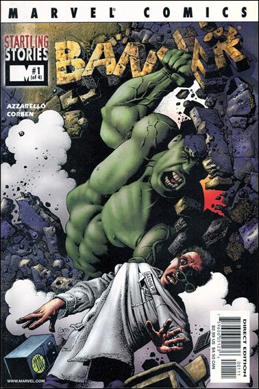 Startling Stories: Banner 1-A by Marvel