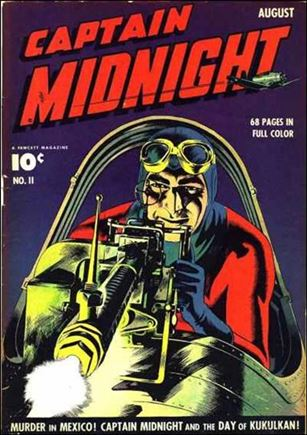 Captain Midnight (1942) 11-A