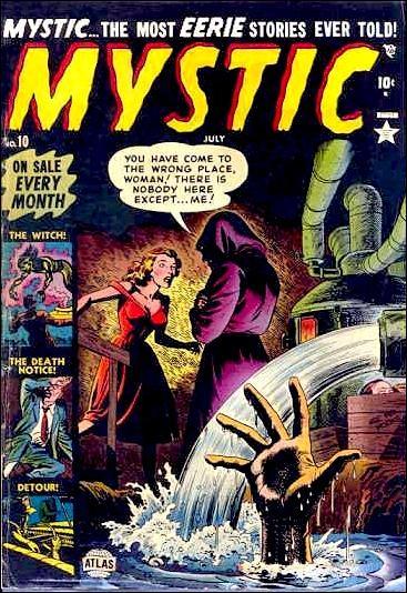 Mystic (1951) 10-A by Atlas