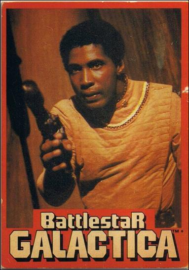 Battlestar Galactica Wonderbread Set (Promo) 6-A by Universal Studios