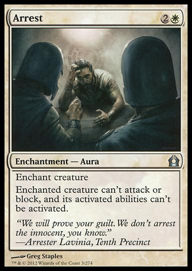 Magic the Gathering: Return to Ravnica (Base Set)3-A by Wizards of the Coast