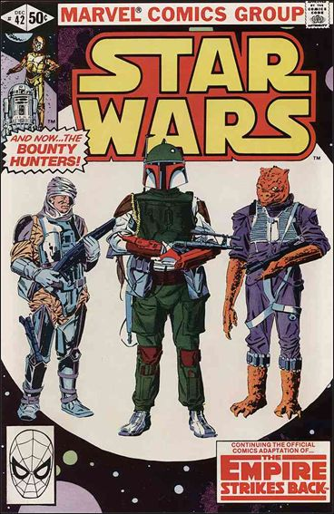 Star Wars (1977) 42-A by Marvel