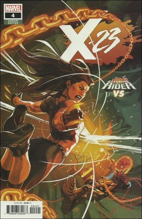 X-23 (2018) 4-B by Marvel