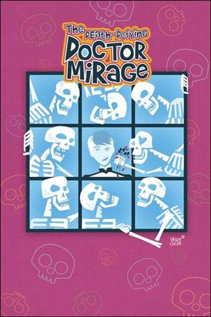 Death-Defying Doctor Mirage: Second Lives 3-D
