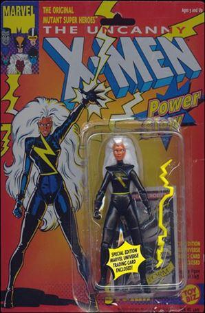 X Men 5 Quot Action Figures Storm Black Costume Jan 1991