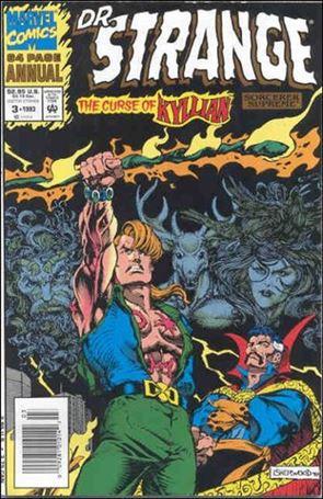 Doctor Strange, Sorcerer Supreme Annual 3-B