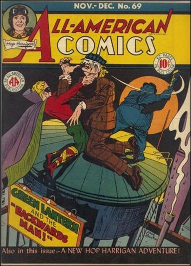All-American Comics (1939) 69-A by DC