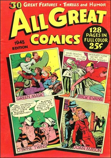 All-Great Comics (1945) nn-A by Fox