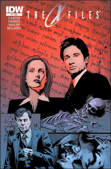 X-Files: Season 10 3-D by IDW