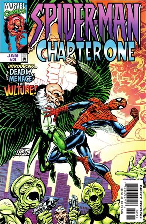 Spider-Man: Chapter One 3-A
