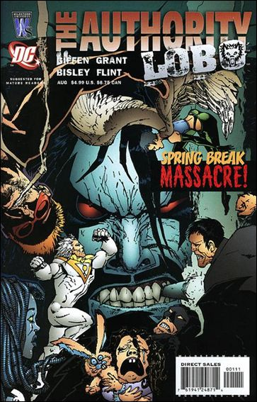 Authority/Lobo: Spring Break Massacre 1-A by WildStorm