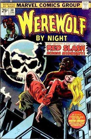 Werewolf by Night (1972) 30-A