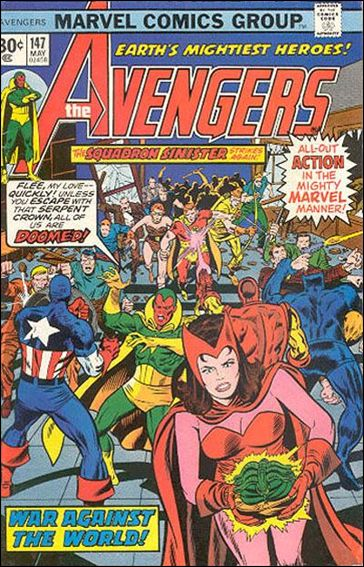 Avengers (1963) 147-B by Marvel